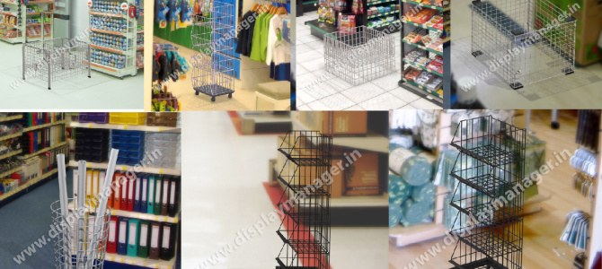 Wire Display Products: An Idyllic Space and Storage Solution