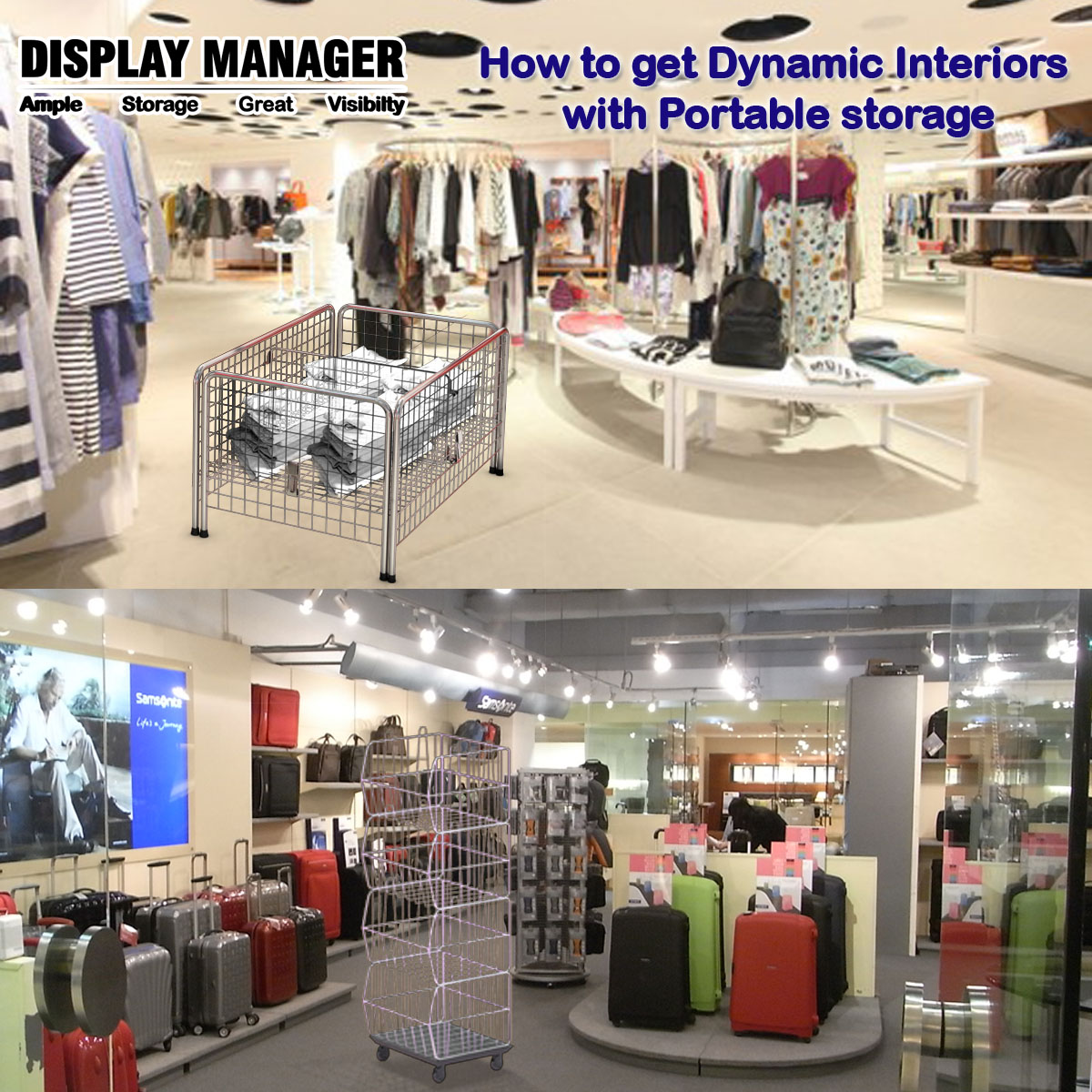How to get Dynamic Interiors with Portable storage